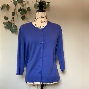 Talbots Cardigan sweater